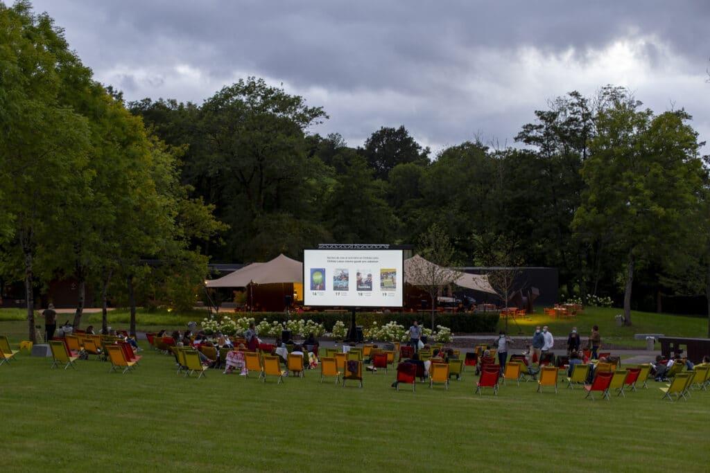chillida leku cine aire libre 1024x683 - Cine al aire libre (con permiso del mal tiempo)