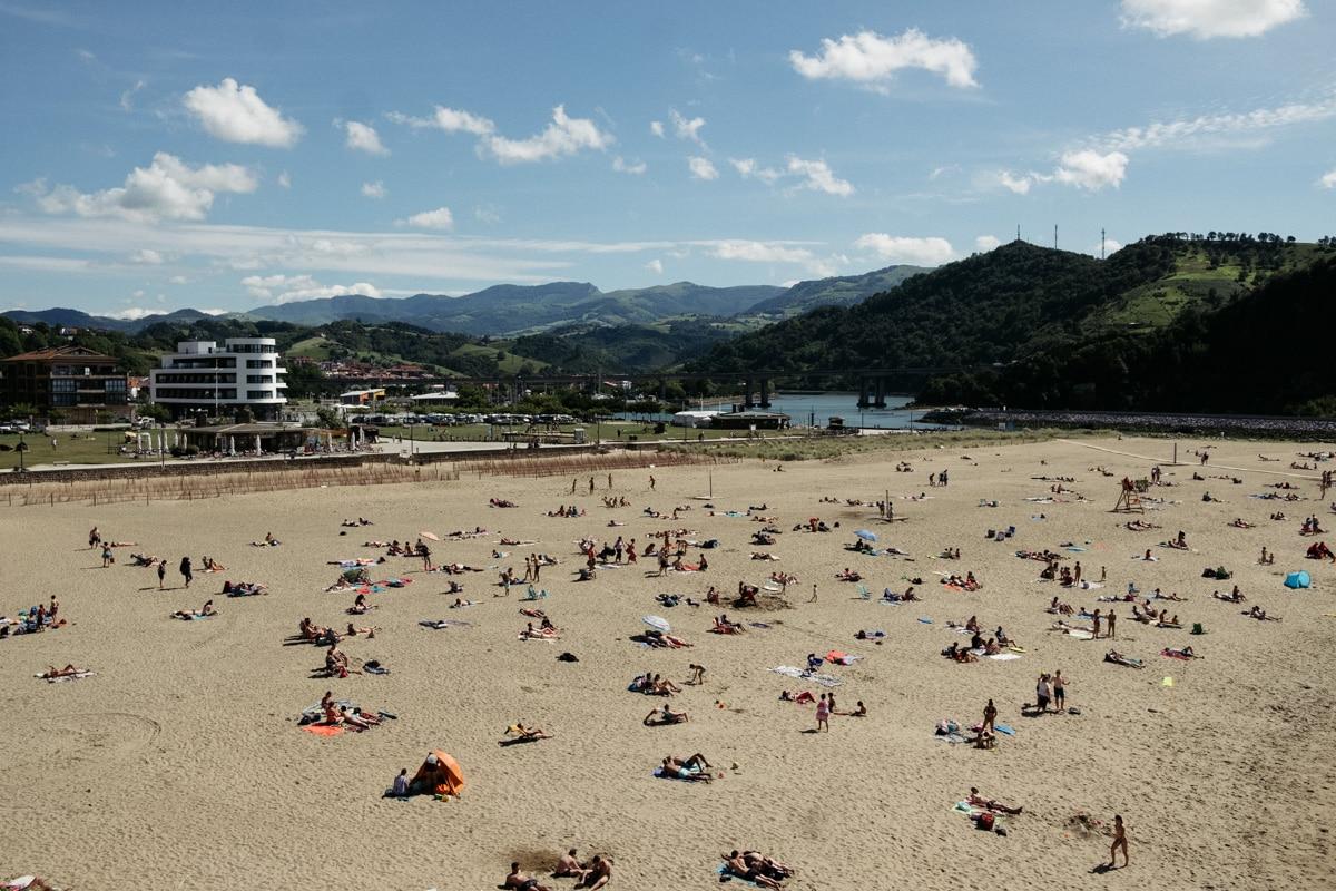 donostitik playa orio 02 - Orio. Playa de Antilla o Plaiaundi para el disfrute