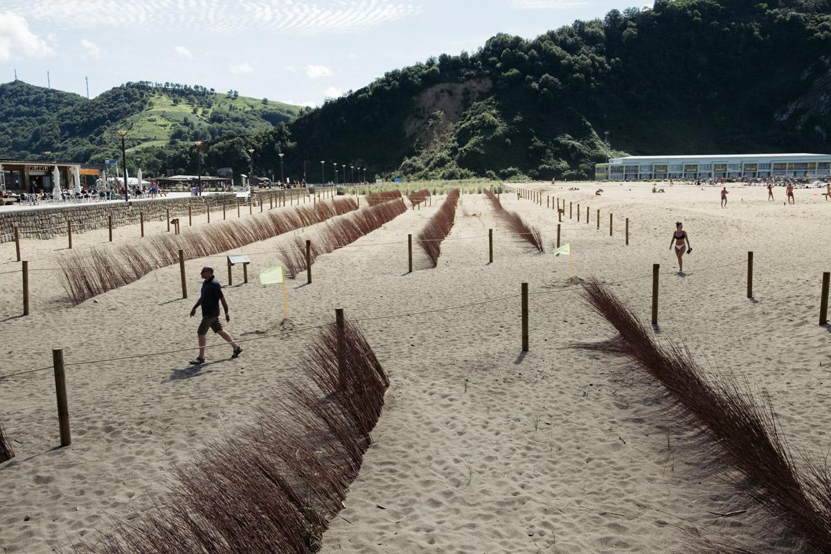 donostitik playa orio 04 - Orio. Playa de Antilla o Plaiaundi para el disfrute