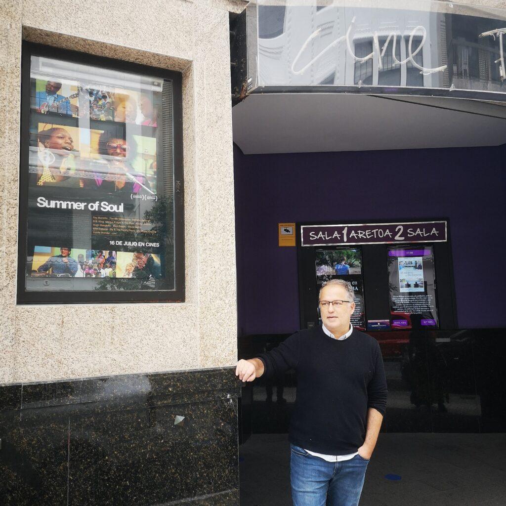 """inaki elorza cines sade 1024x1024 - Cines Sade: """"Podría haber sido el mejor verano de los últimos 20 años"""""""
