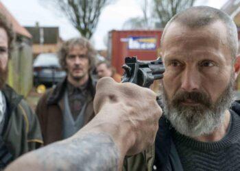 Una de las escenas de este filme protagonizado por Mads Mikkelsen.