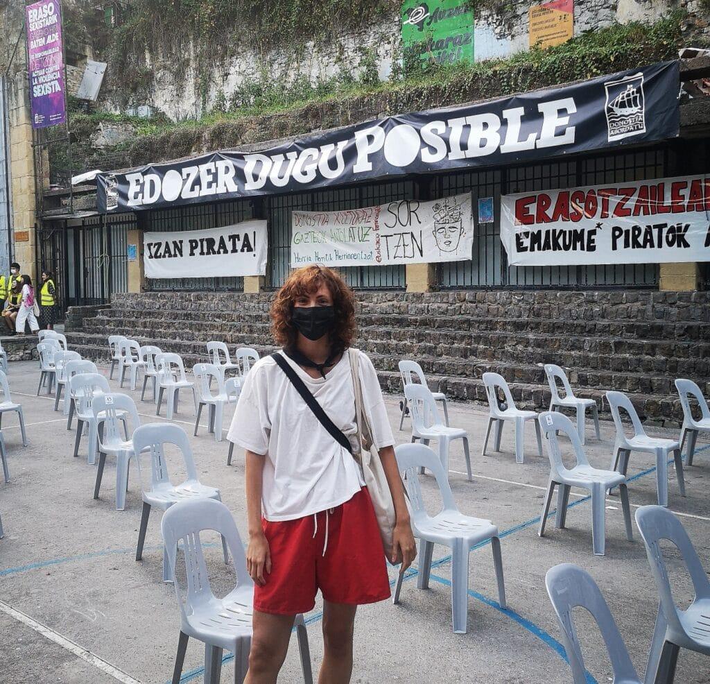 piratak donostia 1024x986 - Los Piratas toman la Plaza de la Trinidad