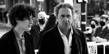 Paolo Sorrentino en Donostia. Foto: Santiago Farizano
