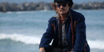 Johnny Depp en Donostia. Fotos: Santiago Farizano