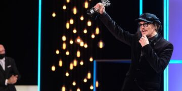 Johnny Depp, Premio Donostia. Fotos: Santiago Farizano