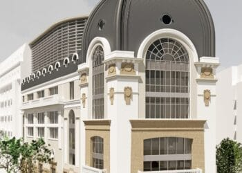 Proyecto previsto por SADE para el Bellas Artes.