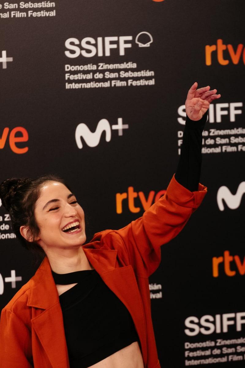 DSCF1855 - Gusta en el Zinemaldi el activismo de 'Camila saldrá esta noche'