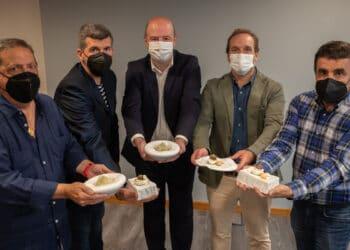 Presentación deI Campeonato de Pintxos, Banderillas y Cocina en Miniatura de Gipuzkoa. Foto: Santiago Farizano