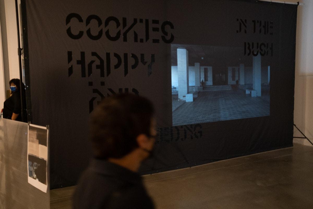DSCF7195 - Arte y cine se fusionan en dos nuevas exposiciones en Tabakalera