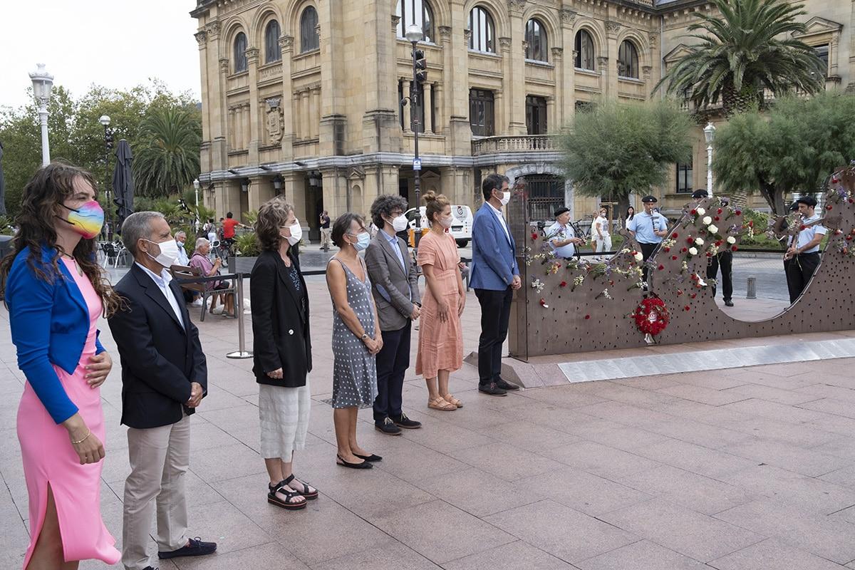 DSCF9663 - Homenaje a las víctimas del franquismo en el 85 aniversario de la caída de San Sebastián