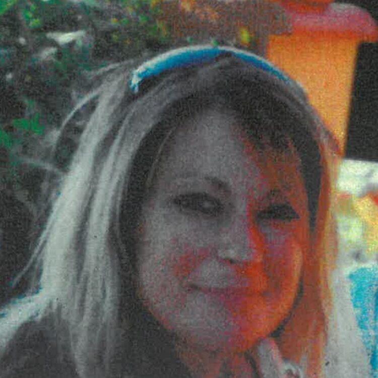 Peregrina francesa desaparecida en Gipuzkoa y hallada en Santander. Foto: Ertzaintza