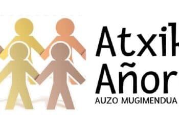 Logo del nuevo movimiento vecinal Atxiki Añorga.