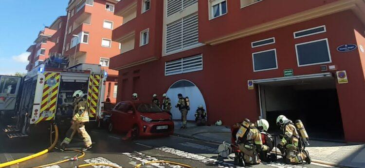 Foto: Bomberos de Donostia