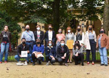Presentación de la nueva campaña de Meta!. Foto: Diputación