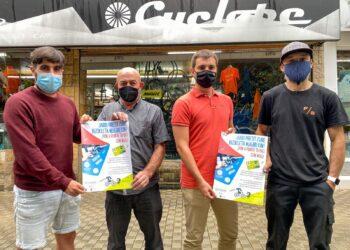 Campaña 'Pon a punto tu bici con MUGI'. Foto: Diputación