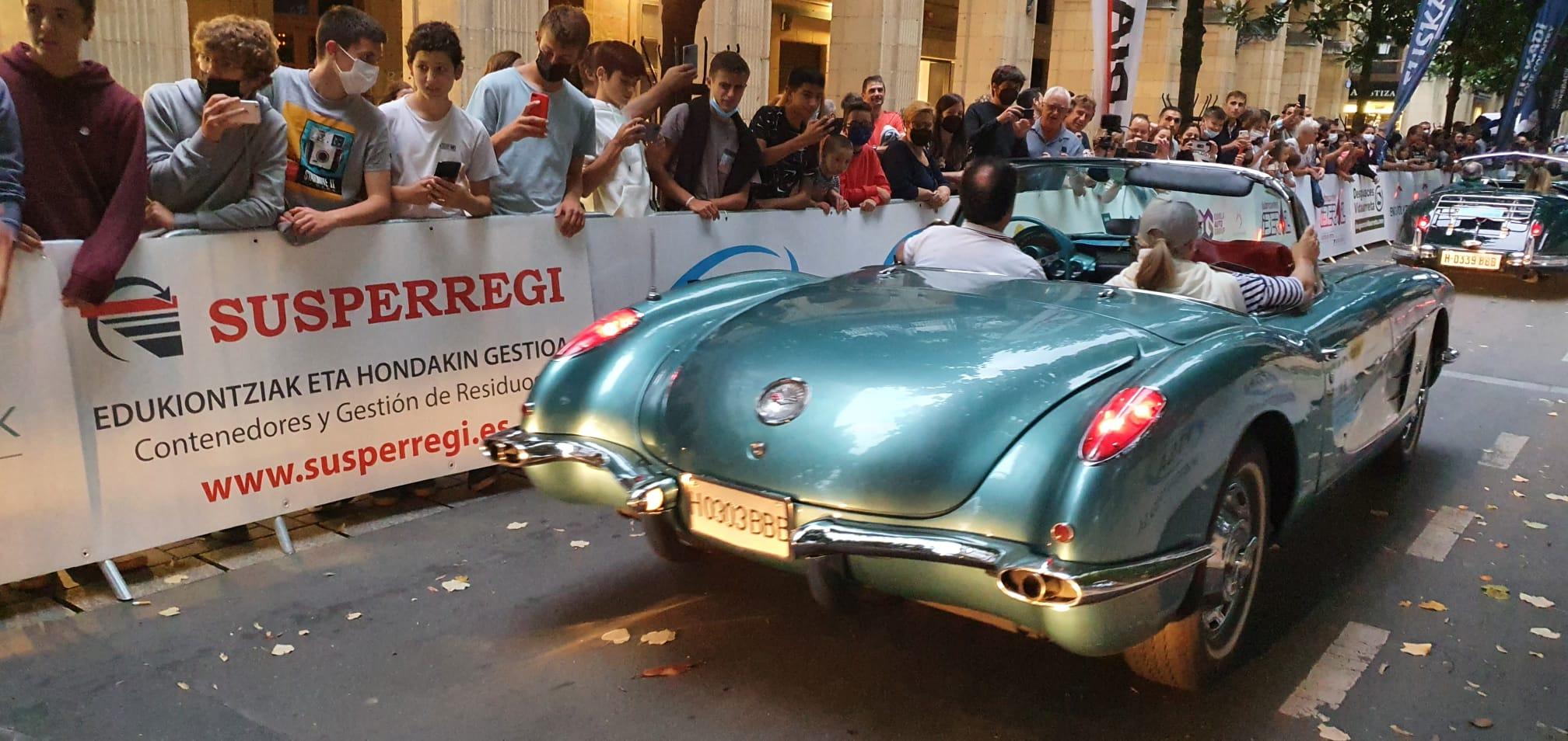Alonso10 - Los coches con más glamour se han visto en Gipuzkoa