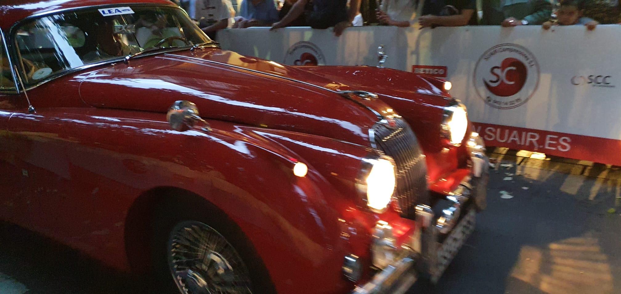 Alonso5 - Los coches con más glamour se han visto en Gipuzkoa