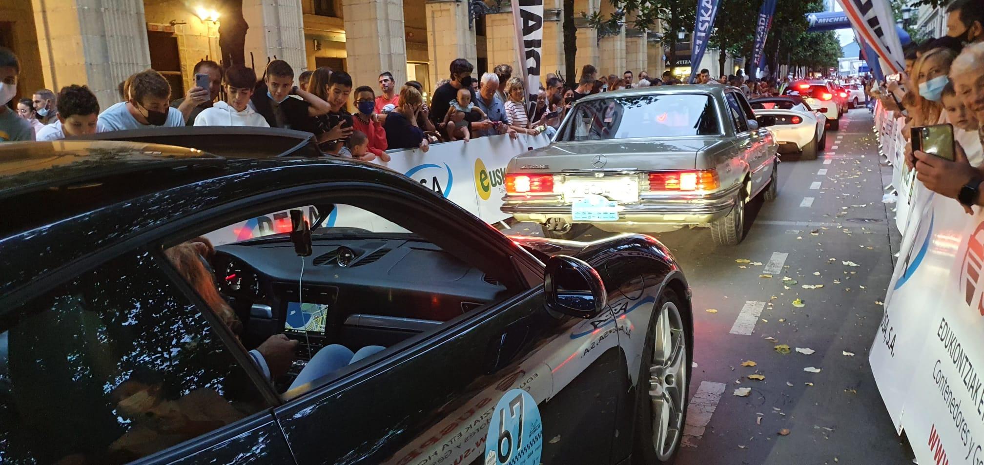 Alonso7 - Los coches con más glamour se han visto en Gipuzkoa