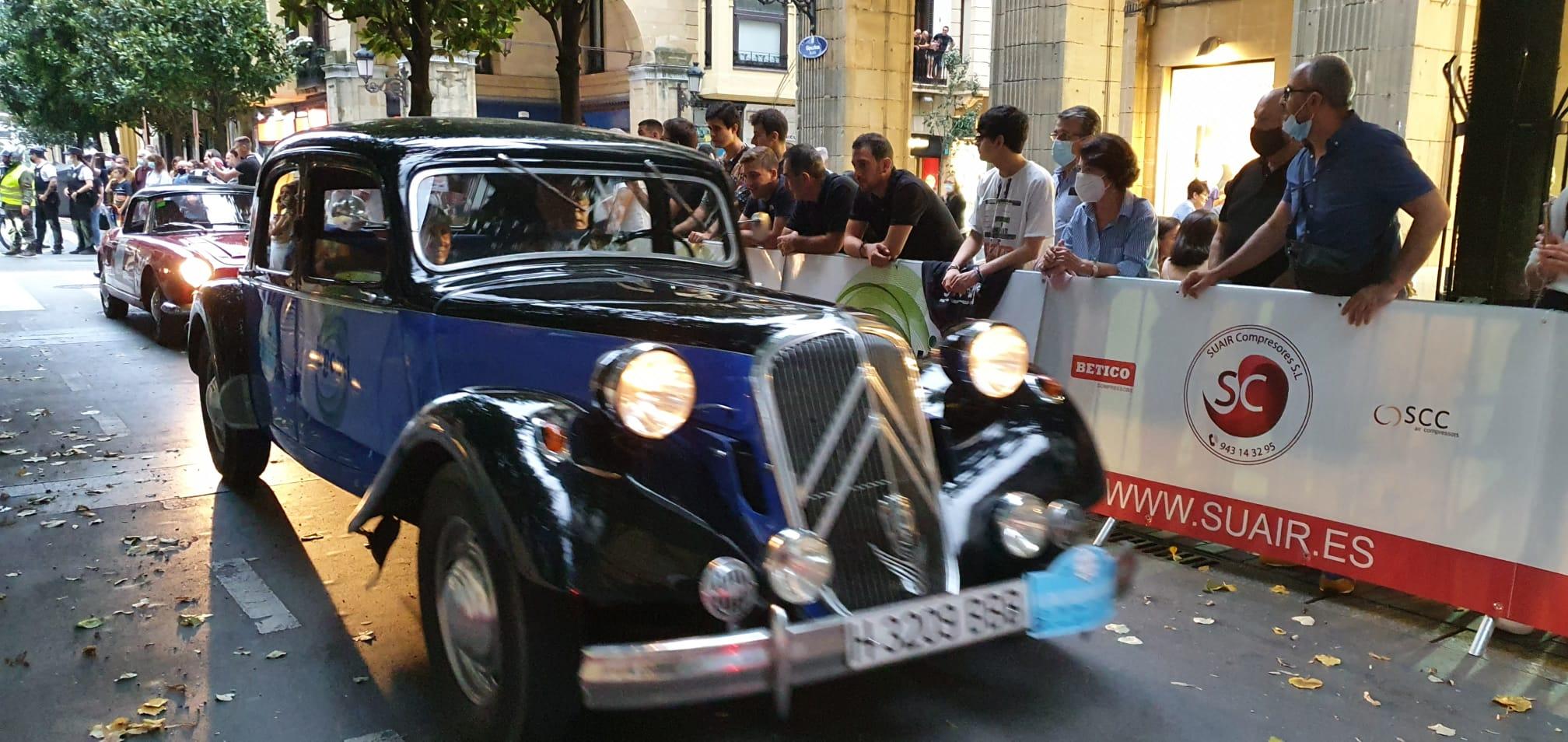 Alonso8 - Los coches con más glamour se han visto en Gipuzkoa