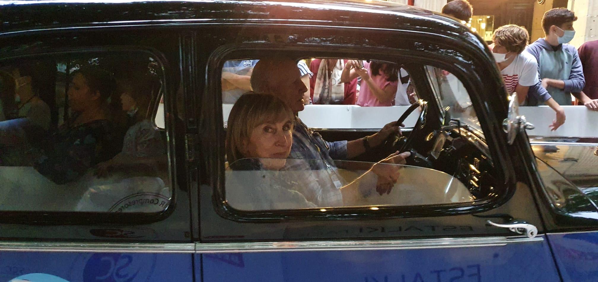 Alonso9 - Los coches con más glamour se han visto en Gipuzkoa