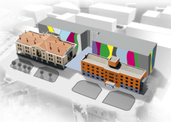 Proyecto del Hospital Alto Deba. Osakidetza.