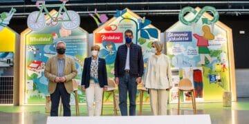 El espacio BGD Gunea contra el cambio climático abre sus puertas en Tabakalera. Foto: Gobierno vasco