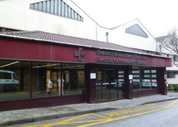 Hospital Comarcal del Bidasoa. Foto: Satse
