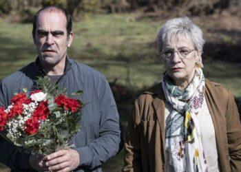 Luis Tosar y Blanca Portillo en una escena de 'Maixabel' de Icíar Bollaín.