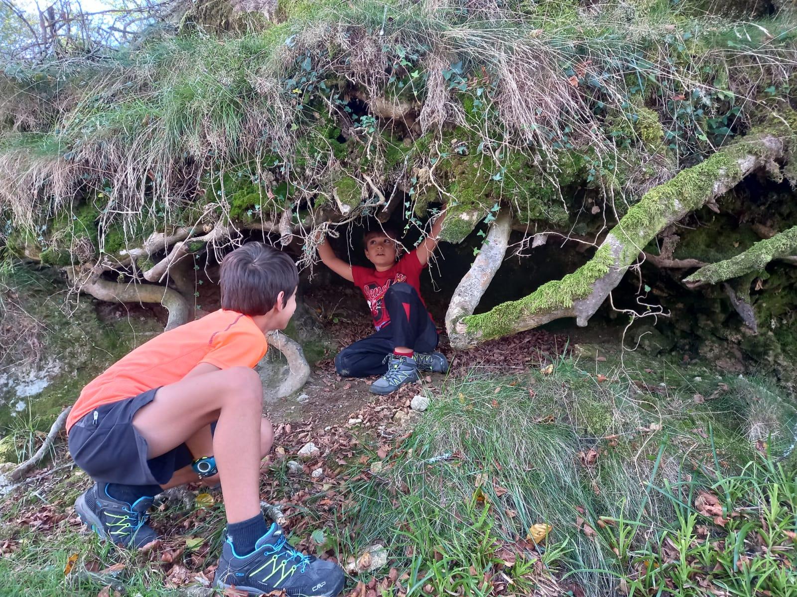 Penasbuena2 - Hojarasca nos lleva a vivir el bosque