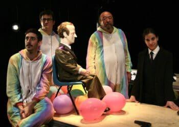 'Anatomía de un instante' podrá verse en el Teatro Victoria Eugenia. Foto: D.K