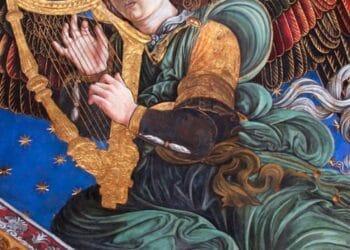 Frescos de la Catedral de Valencia. Foto: UPV/EHU