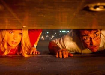 Una de las escenas de '¡Adiós. idiotas!'.