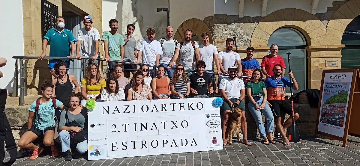 tinas2 - Surcando el mar en tina y con Euskal Itsas Museoa