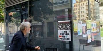 Imagen de los carteles de Pobreza Cero. Foto: Coordinadora de ONGs